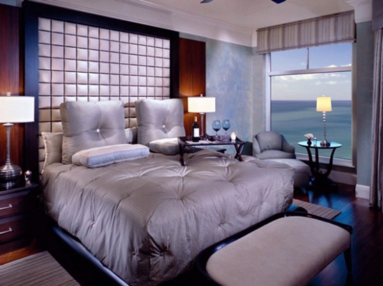 25 romantic bedroom ideas for couples for Beautiful room designs for couples