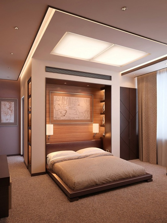 Bedrooms with Platform Beds