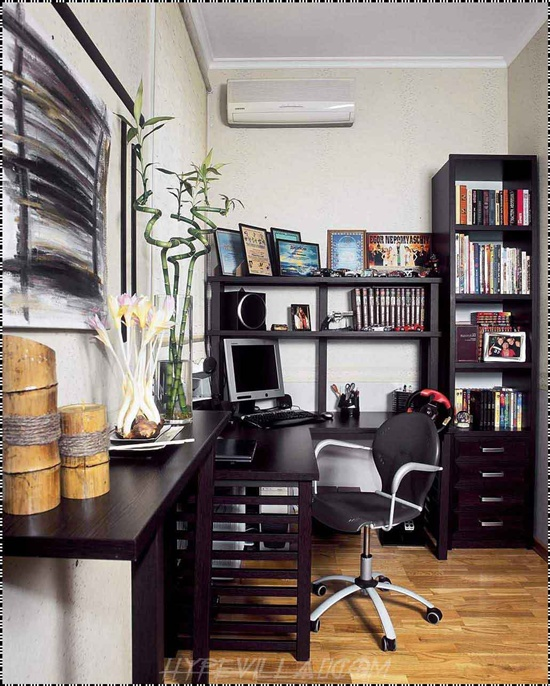 25 Beautiful Study Room Ideas