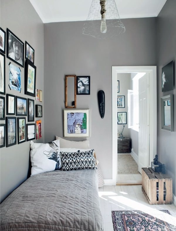 99 examples of beautifully designed small bedrooms for Very small double bedroom ideas