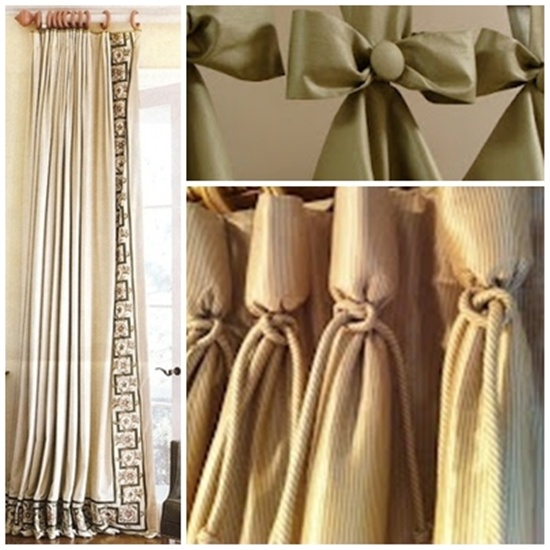 30 beautiful new curtain ideas for rooms - Pictures of curtains ...