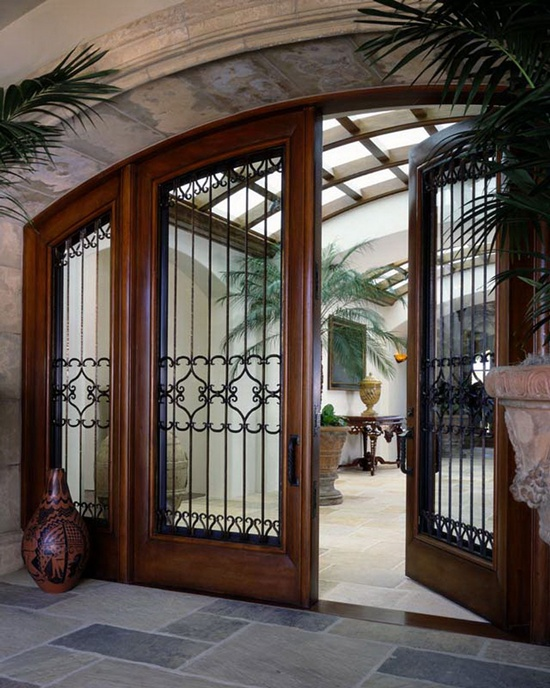 35 Front Door Designs That Welcome Your Guests In Grandeur