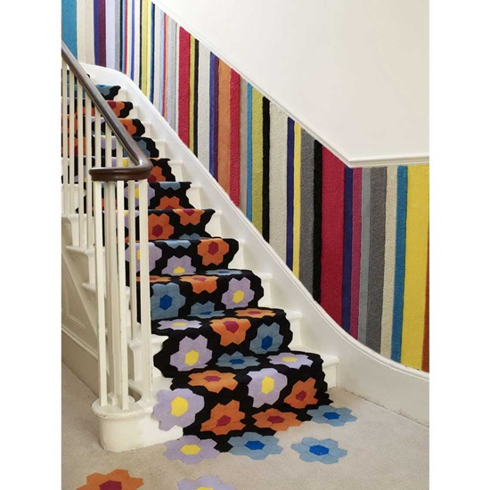 Stair Carpet Tread. Fabulous Oriental Carpet Stair Treads Colour ...