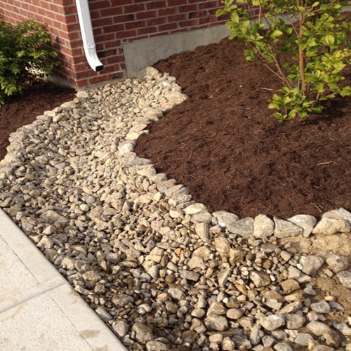 Flat Stone Edging: 25 Garden Bed Borders, Edging Ideas For Vegetable And