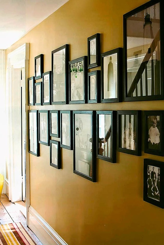 wall photo collage ideas (13)