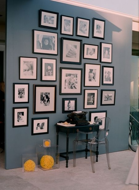 wall photo collage ideas (17)