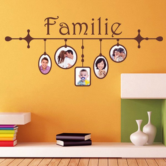 Wall Photo Frames Design Ideas