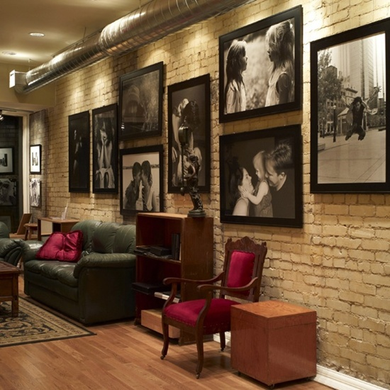 wall photo collage ideas (5)