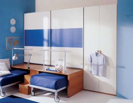 Modern Wall Wardrobe Almirah Designs - Wall cupboard designs for bedrooms