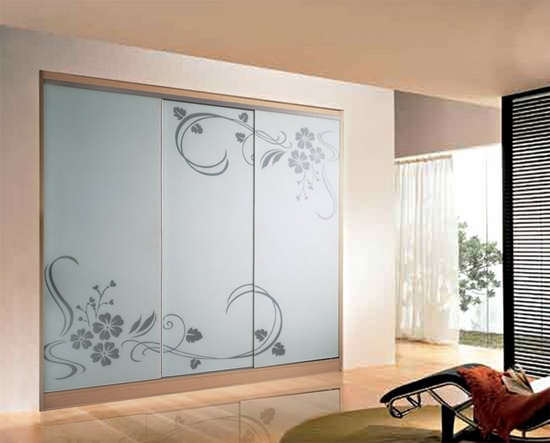 30 modern wall wardrobe almirah designs for Interior designs for bedroom cupboards