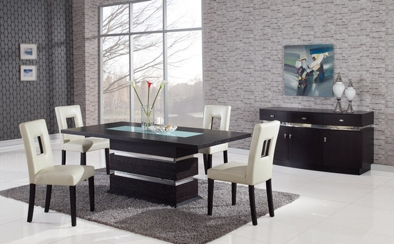 7 Sexy, Sophisticated Modern Dining Table Designs