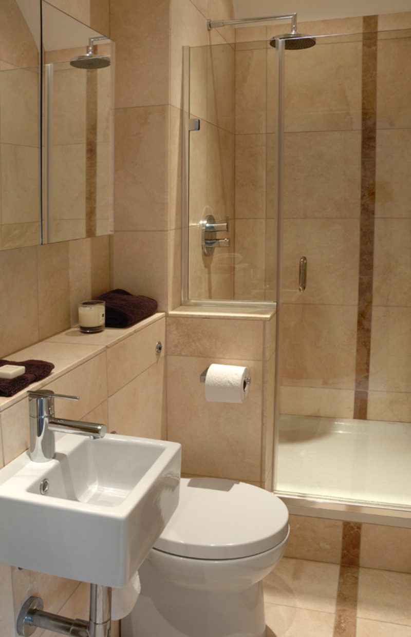 Simple bathroom shower - Small Bath Ideas Bathroom Small Room