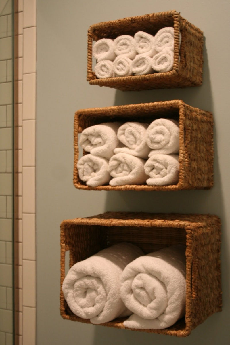 Bathroom wall storage baskets -  53339576806342251_fj9q2xnv_c Diy Storage For Bathroom Linen 1