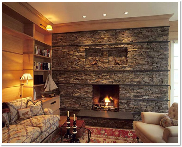 20 Beautiful Home Dcor Fireplace Ideas