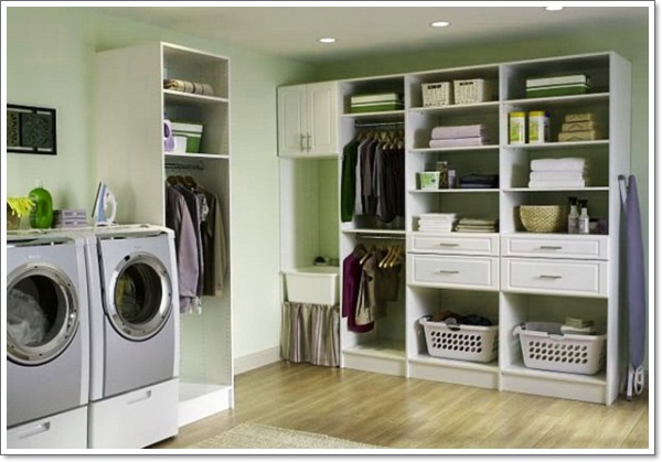 divine-elegant-laundry-room-design-idea