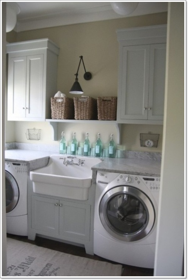 Cute Laundry Rooms 32 Laundry Room Décor Ideas
