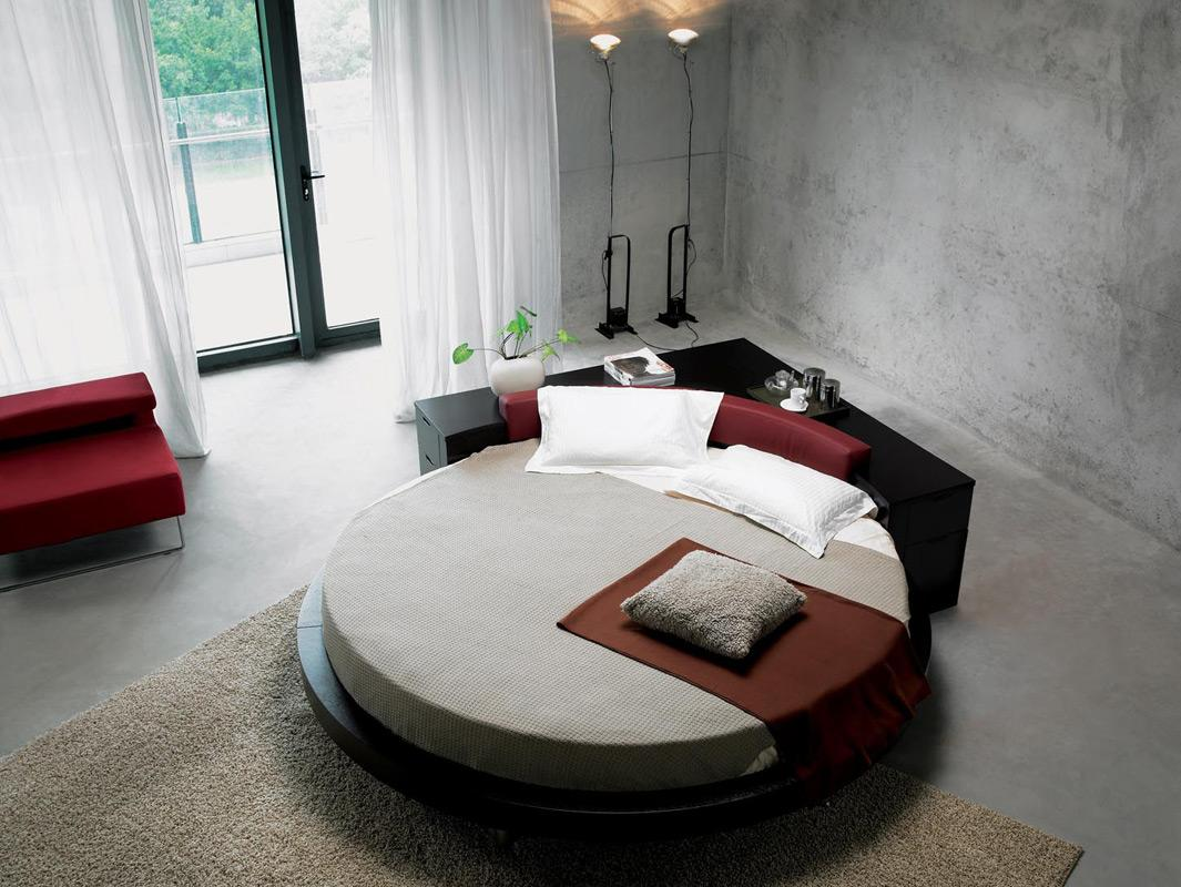 Circular Bed 25 Amazing Round Beds For Your Bedroom