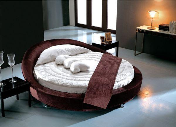 ... round beds design ideas & 25 Amazing Round Beds For Your Bedroom