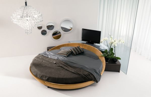 simple-and-elegant-way-to-use-the-circle-bed-in-a-modern-home