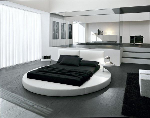 25 Amazing Round Beds For Your Bedroom - Round Beds