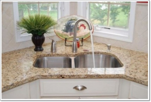 Corner Sinks For Kitchens