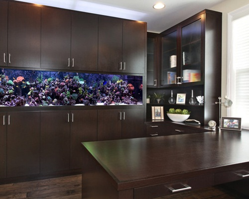 Home Aquarium Design Ideas: 30 Fish Tank Ideas For A Relaxing Home