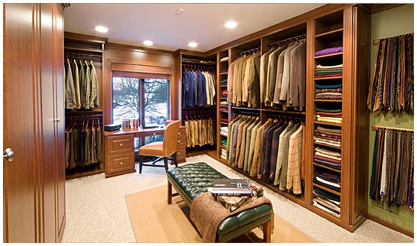 25 walk in closet designs everybody dreams about - Walk in closet ideas ...