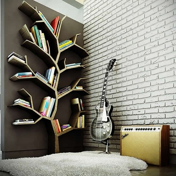 Read Book Shelf 25 bookshelf designs that inspire any book lover