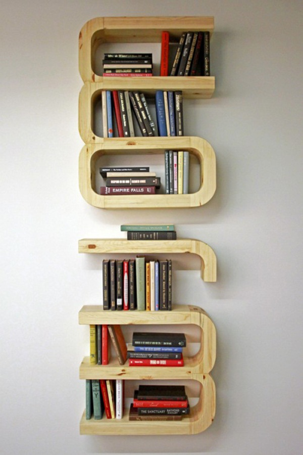 Aesthetic Need Of Bookshelf Designs