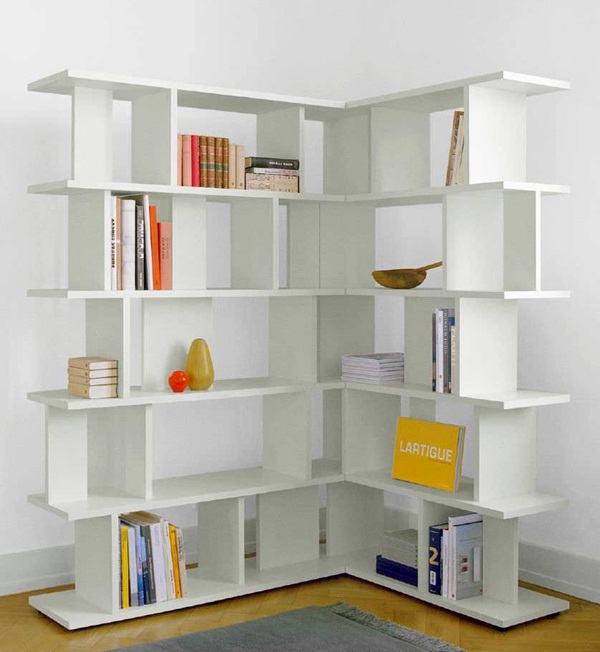 25 bookshelf designs that inspire any book lover