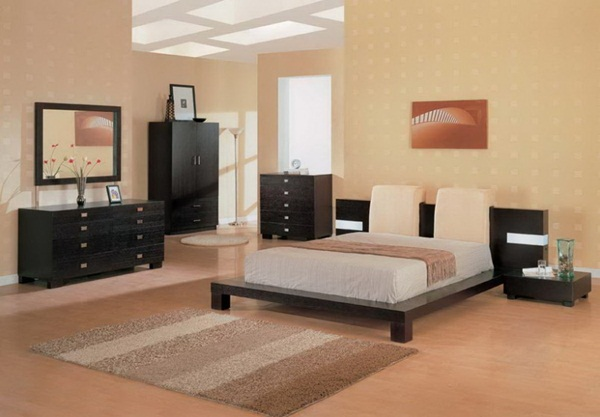 25 wall paint ideas to brighten your home. Black Bedroom Furniture Sets. Home Design Ideas