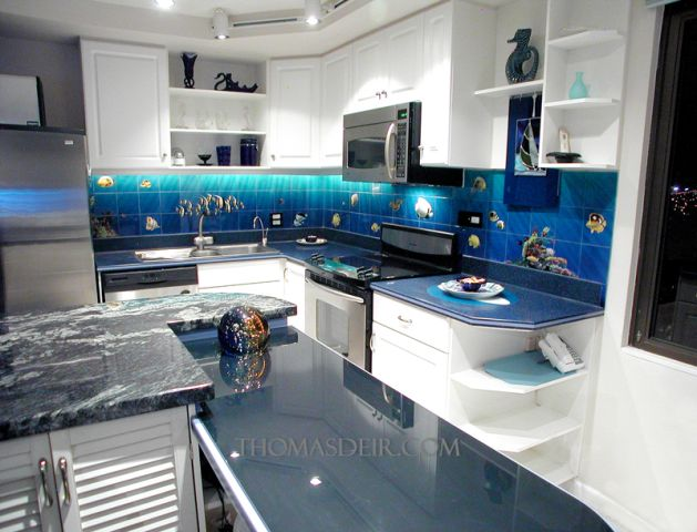 Kitchen Backsplash Art kitchen backsplash art coastal ideas with tiles from beach murals