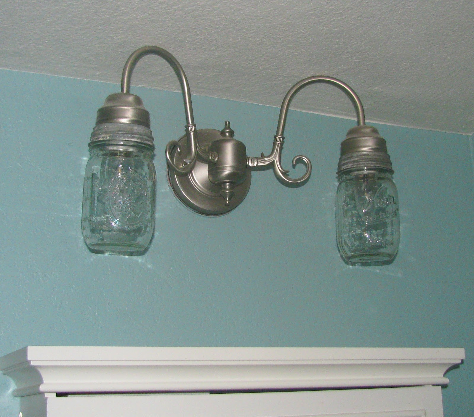 Light Fixtures Over Sink: 20 Practical & Pretty Powder Room Decorating Ideas