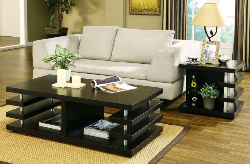 19 cool coffee table decor ideas for End table decorating tips
