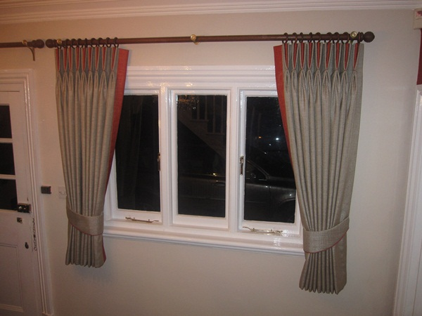 How To Hang Curtains Amp Drapes With Picture Ideas