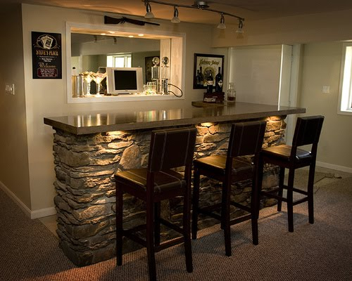 Cool Ideas For Basement Amazing Basement Remodeling Ideas With Simple  Basement Bar Ideas