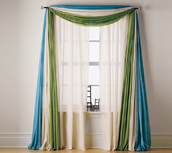 how to hang curtains drapes with picture ideas. Black Bedroom Furniture Sets. Home Design Ideas