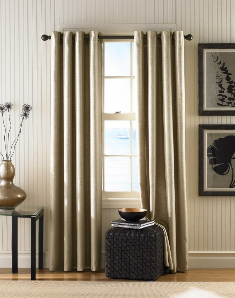 Drapery And Curtain Ideas: How To Hang Curtains & Drapes (With Picture Ideas