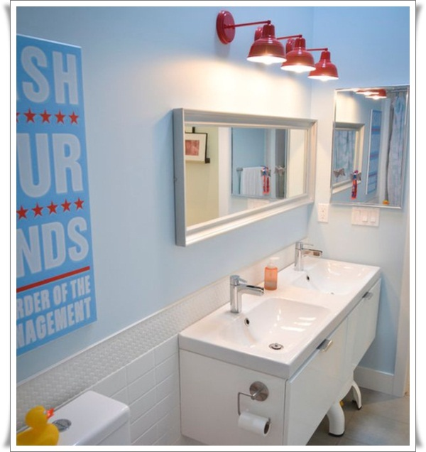 30 Kids Bathroom Ideas That Will Make Your Kids Love To
