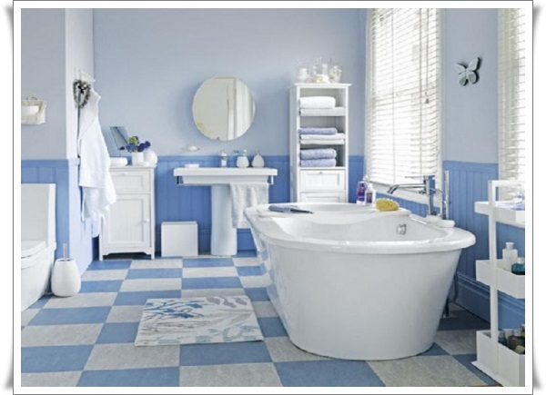 Kids bathroom tile ideas design decoration for Tiles for kids bathroom
