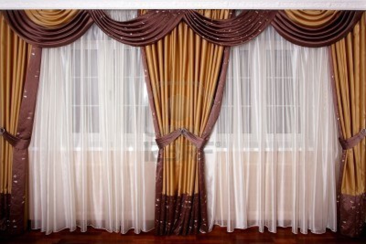 Silk Curtains 2