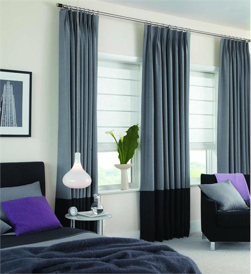 Curtain Leading Edge Ideas: How To Hang Curtains & Drapes (With Picture Ideas