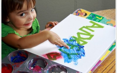 painting ideas for kids 13