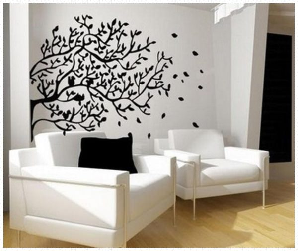Wall Art Ideas black and white