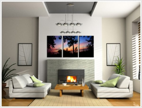 Wall-art-ideas-for-living-room-Natural-Wall-art