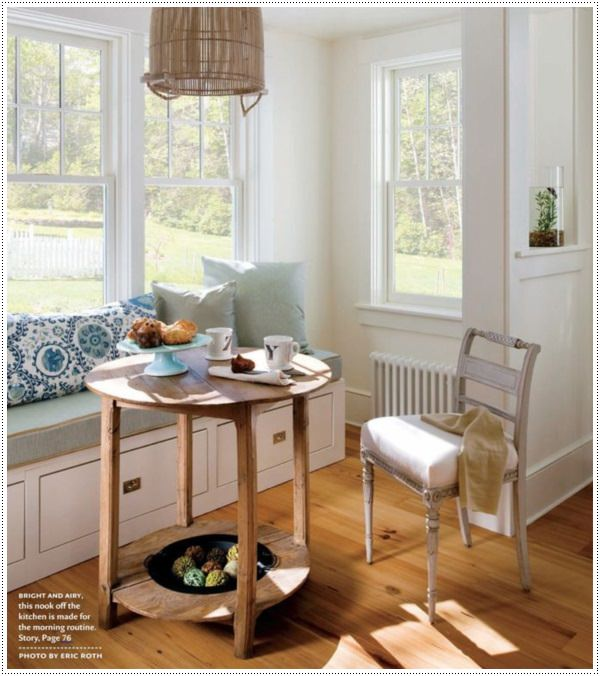breakfast nook 6