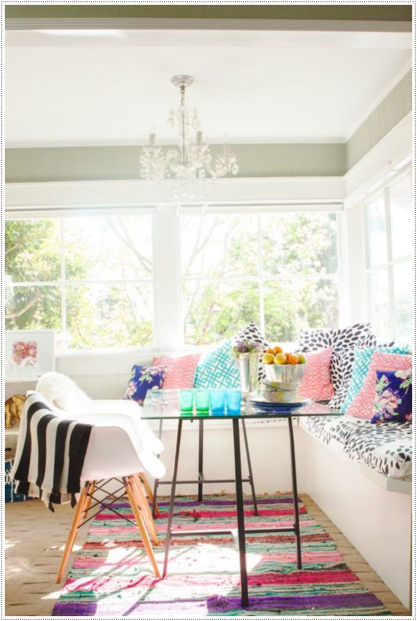 breakfast nook ideas 14
