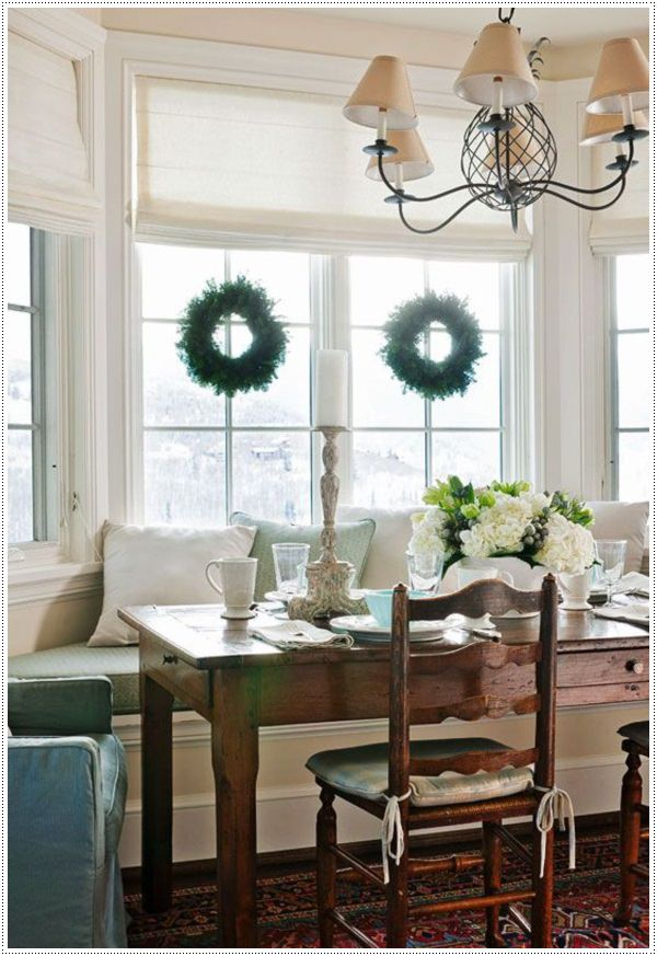 breakfast nook ideas 8