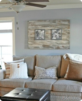 Spice up your space 20 living room wall decor ideas for Diy wall art ideas for living room