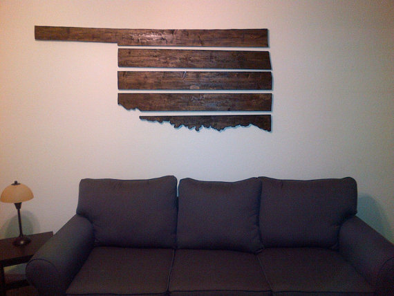 living room wall decor